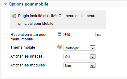options module maximenuck plugin mobile fr