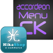 Patch Accordeon CK - Hikashop - Joomla 2.5