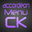 Accordeon Menu CK joomla