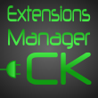 extensions manager for joomlack extensions