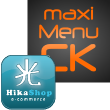 Patch Maximenu CK - Hikashop - Joomla 3.x