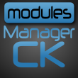 Modules Manager CK - Joomla 2.5