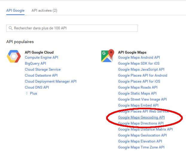 How to use the Googlemap API Key - JoomlaCK - Extensions et