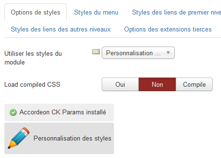 options styles 1 fr